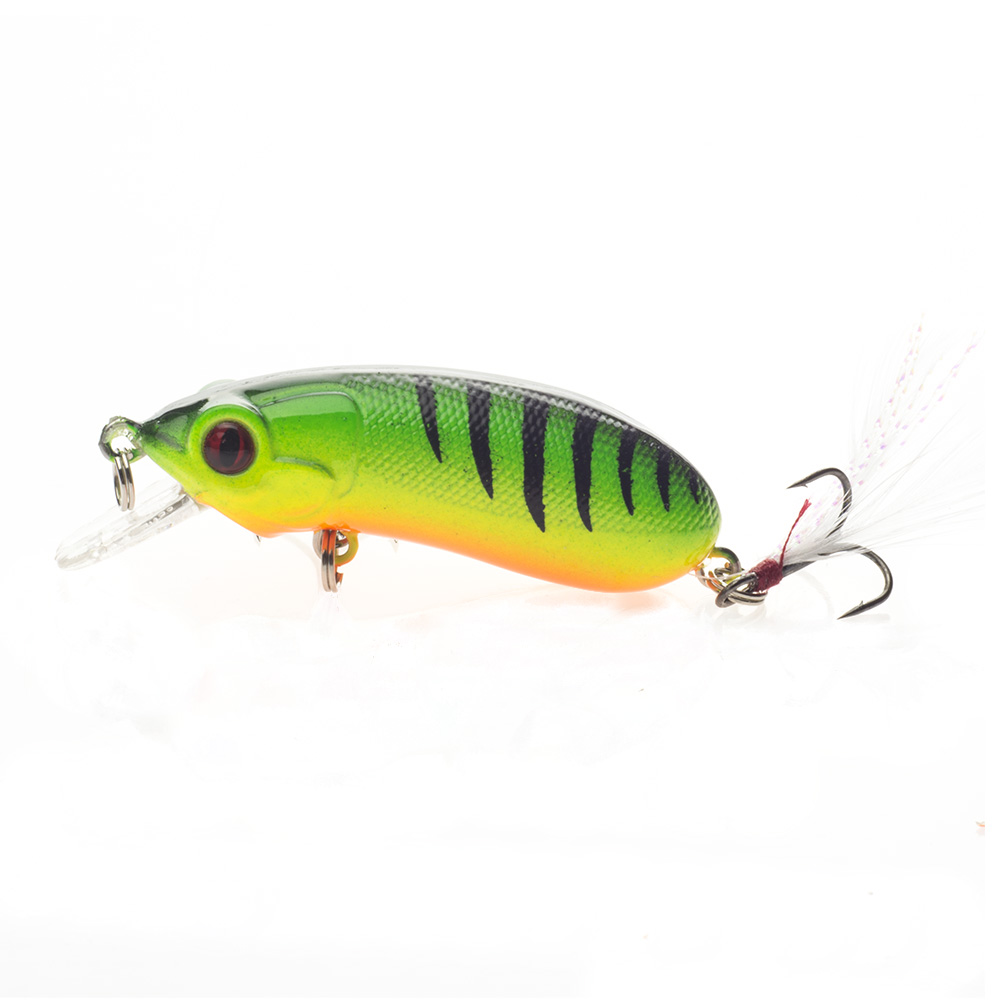 SEALURER New Peshkimi Minow Lure 6cm 10.1g High Quality Floatinging - Peshkimi - Foto 3