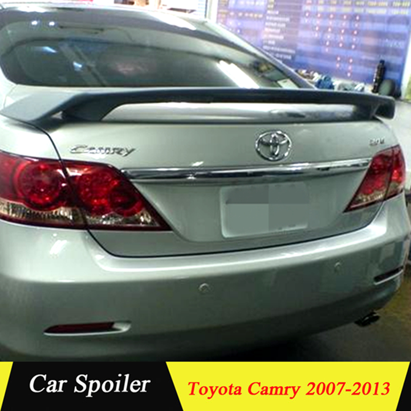 FIT FOR TOYOTA CAMRY 2007-2011 REAR BLACK ROOF SPOILER