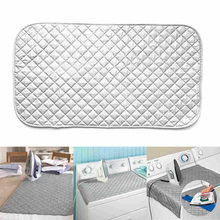 Portable Folding Household Ironing Pads Clothes Ironing Board Cover Mat 48*85 cm Travel Replacement Ironing Pad