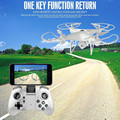 MIni Drone XS808S WiFi FPV 0.3MP Camera 2.4GHz 4 Channel 6 Axis Gyro Quadcopter 3D Rollove