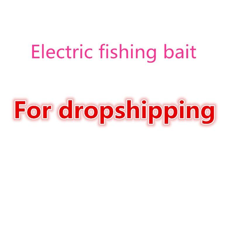 USB Перезаряжаемые мигает светодиодный свет подергивание Рыболовные приманки Электрический жизнь-как Вибрация Рыболовные приманки