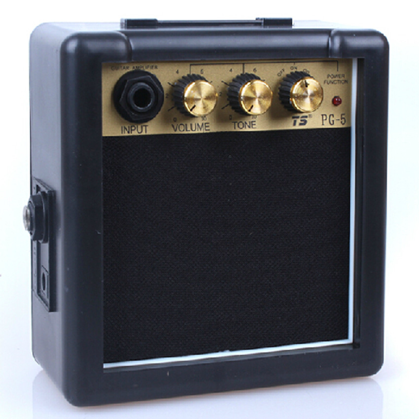 5w mini electric guitar amp amplifier distortion guitar speaker durable high sensitivity in. Black Bedroom Furniture Sets. Home Design Ideas