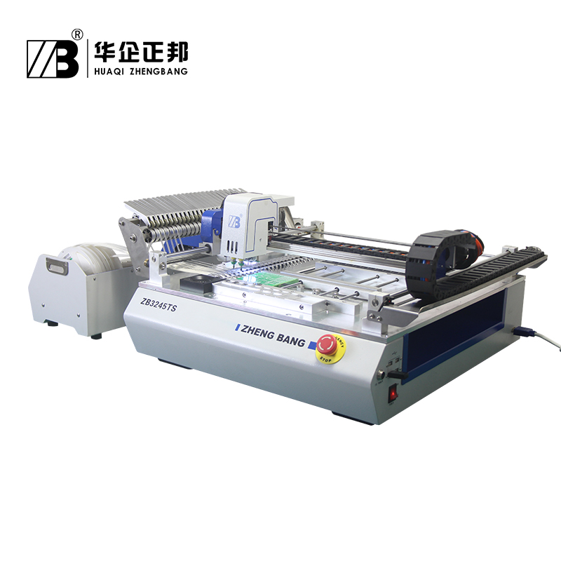 Manufacturer Directly Supply Visual Automatic SMD Installation SMT Pick and Place Machine|Welding Nozzles| |  -
