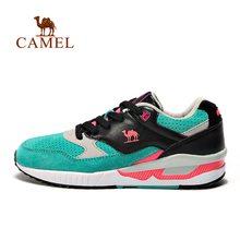 Camel camel for outdoor Women off-road running shoes breathable shock absorption sport shoes running shoes female A63359600