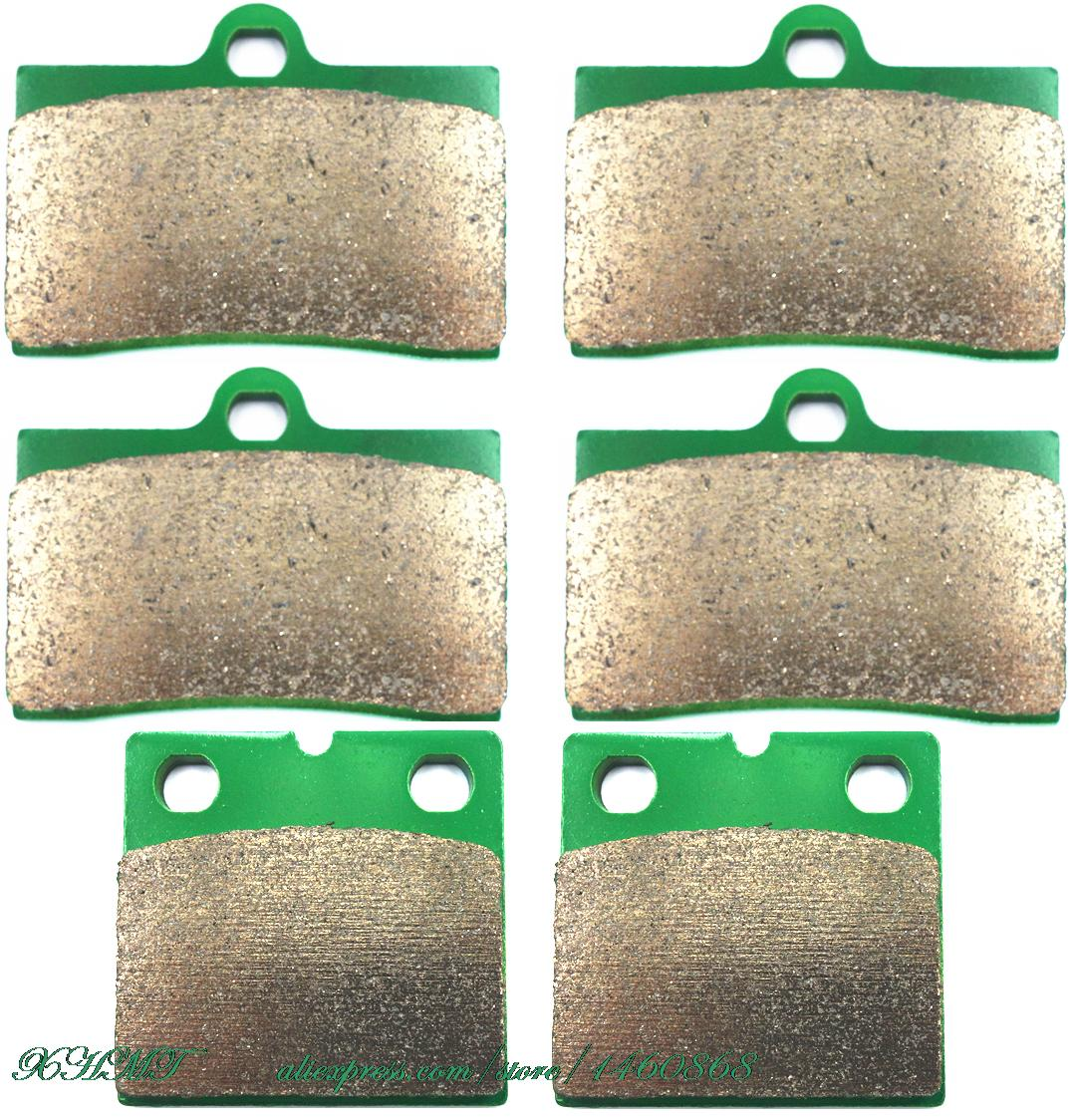 Brake Shoe Pads Set For Moto Guzzi Daytona 1000 1991 1992 1993 1994 1995 1996 1997 / Ducati 750 Endurance Laguna Seca 1987 & Up
