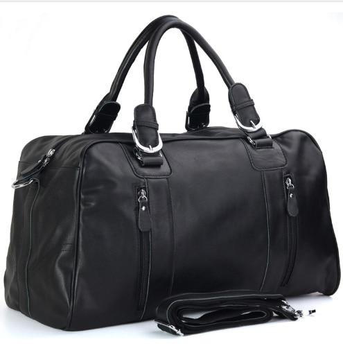 new duffle bag men genuine leather travel bag weekender bags casual style weekend overnight bag 1024new duffle bag men genuine leather travel bag weekender bags casual style weekend overnight bag 1024