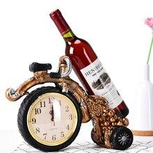 Домашний декор, Винная стойка, Винная стойка, винная рамка из смолы, украшение для вина, витрина
