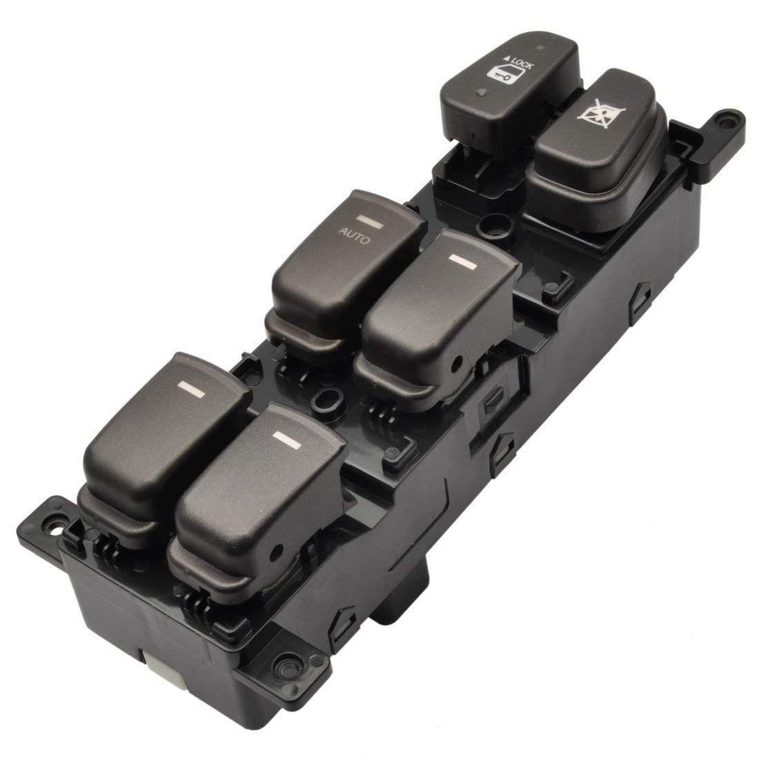 Master elektrikli pencere anahtarı düğmesi sol sürücü tarafı Hyundai 08-10 Sonata 935703K600 93570-3K600