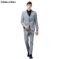 f9a95d91c6b64 ... Ceket Pantolon Son Büyük Elbiseler tasarımlar takım kıyafet SR3.  Teklifi Göster. N B Men S Classic Suit 2019 Slim Fit Business Formal Suit  Dress Boys ...