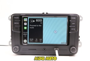 Image 4 - CarPlay Android otomatik RCD330 RCD340 artı Noname radyo 187B C210 VW Tiguan için Golf 5 6 Jetta MK5 MK6 Passat CC Polo 6RD035187B