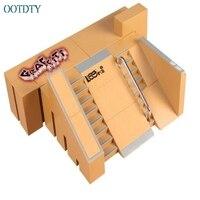 Date 5 pcs pour Tech Deck Circuit Conseil Mini Doigt Planche À Roulettes Planches Miniatures Ultime Parcs #330