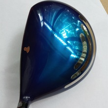 Playwell big bang blue titanium golf driver head Деревянный Железный клюшка клиновидная