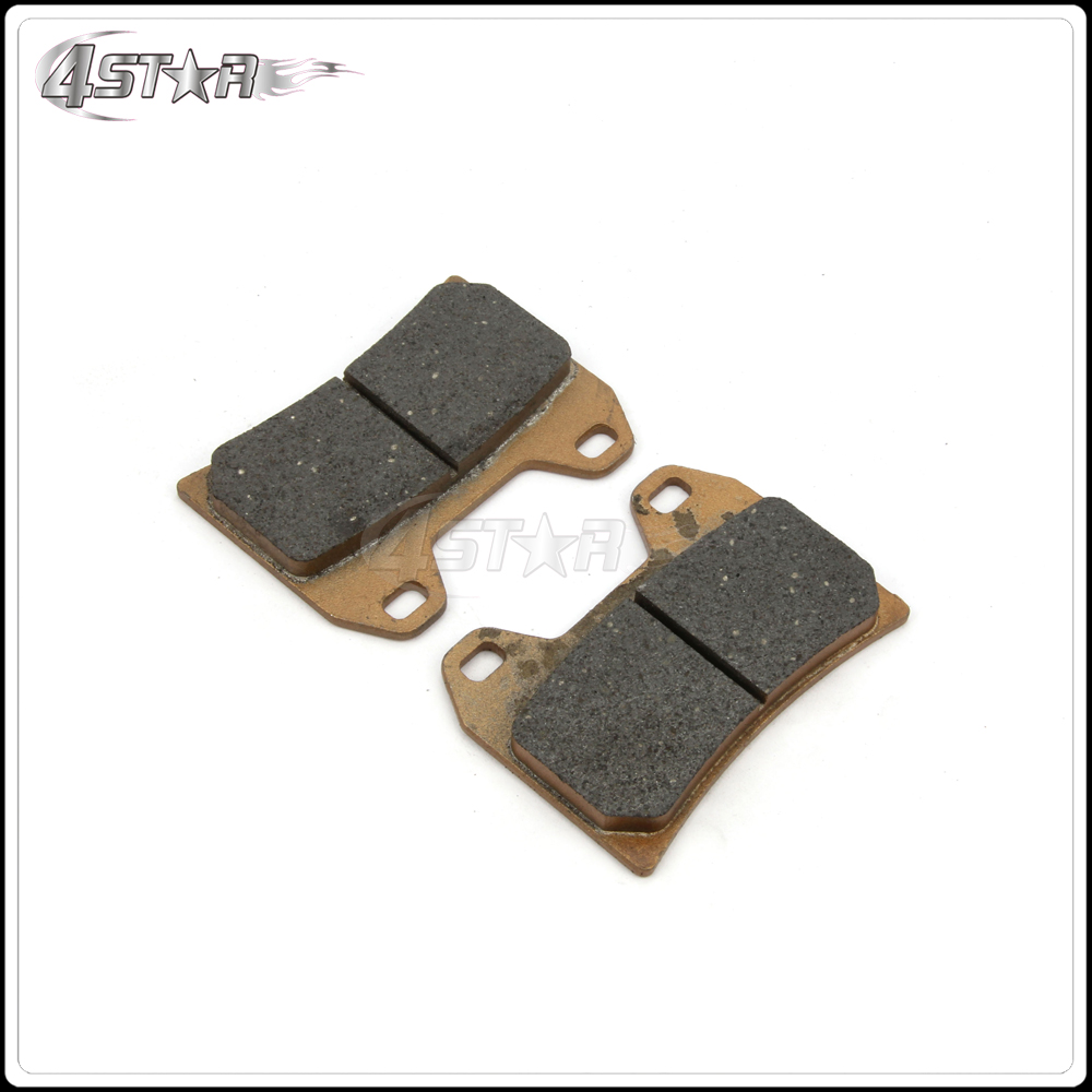 Front Brake Pads For Corsaro 1200 MM3 1200 Sport 675 F3 920 989 990 1090 Brutale 800 Motorcycle Racing Street Bike image