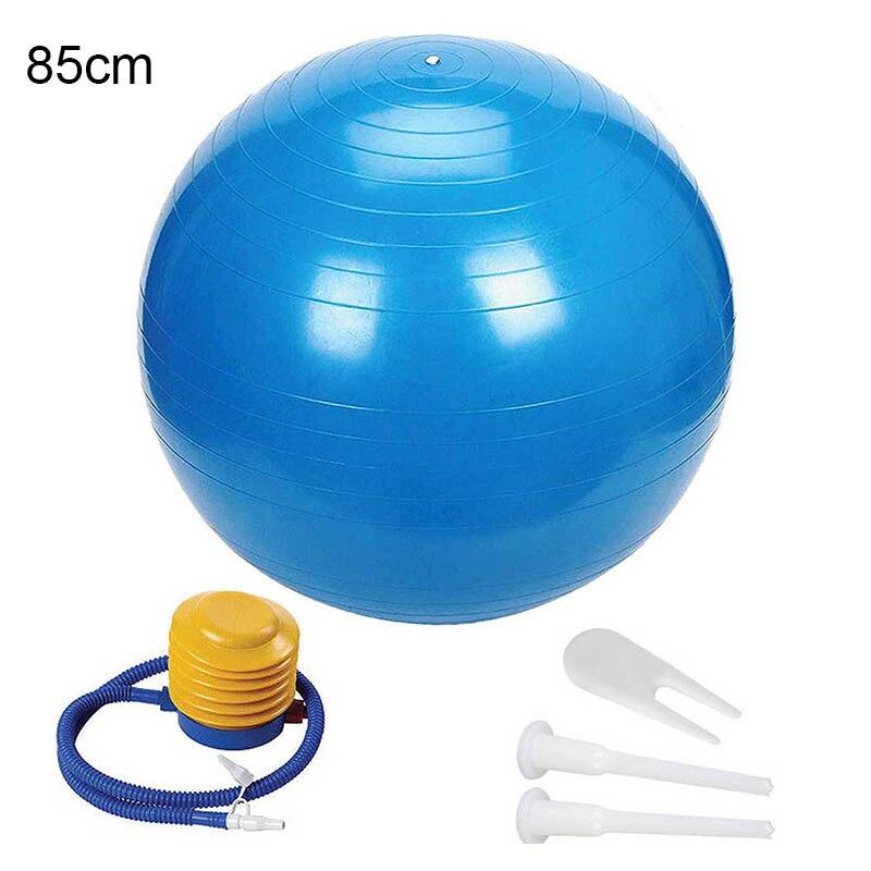 PUMP UR Anti-brust Yoga Ball Exercise Fitness Balance Gymnastic Strength 85cm