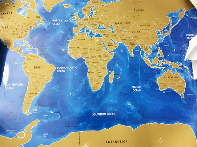 High quality ocean map off map the world country flag map home high quality ocean map off map the world country flag map home decoration wall art craft gumiabroncs Images