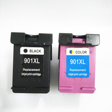 vilaxh 901 XL 901XL Replacement Ink Cartridge for hp 901xl For HP Officejet 4500 J4500 J4540 J4550 J4580 J4640 J4680c printer цена