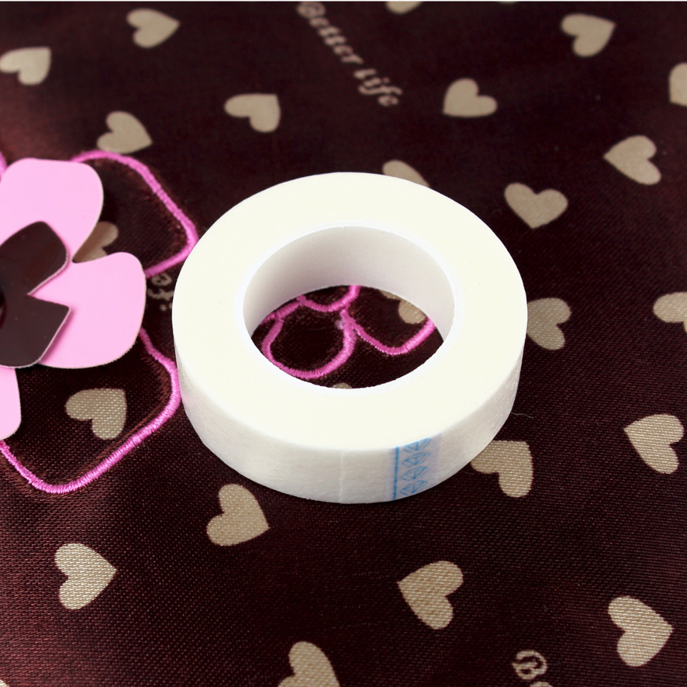 Hot Sale 5 Rolls/Lot Professional False Eyelashes Lash Extension Paper Medical Tape Under Eyelash Tape Makeup Tools