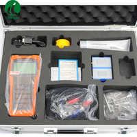 TUF-2000H caudalímetro ultrasónico digital estándar medidor de flujo con transductor TM-1 rango de medición DN50-700mm