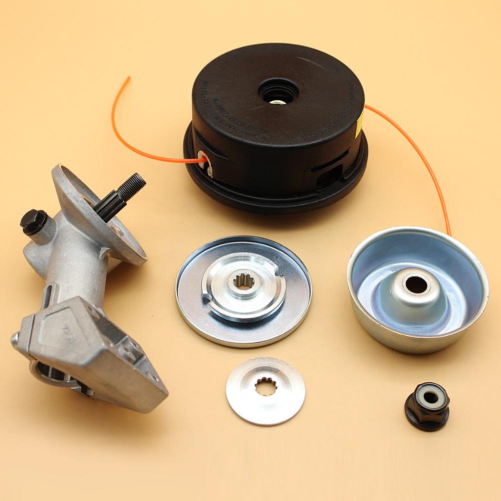 Trimmer Head Gearbox For STIHL FS36 FS40 FS44 FS55 FS65 FS72 FS74 FS75 FS76  FS80 FS80R FS85 Autocut 25-2 Line Trimmers