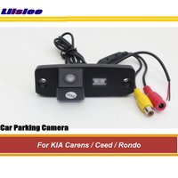 Liislee For KIA Carens / Ceed / Rondo Rear View Reverse Camera / Back Up Integrated Parking Camera / CCD Night Vision