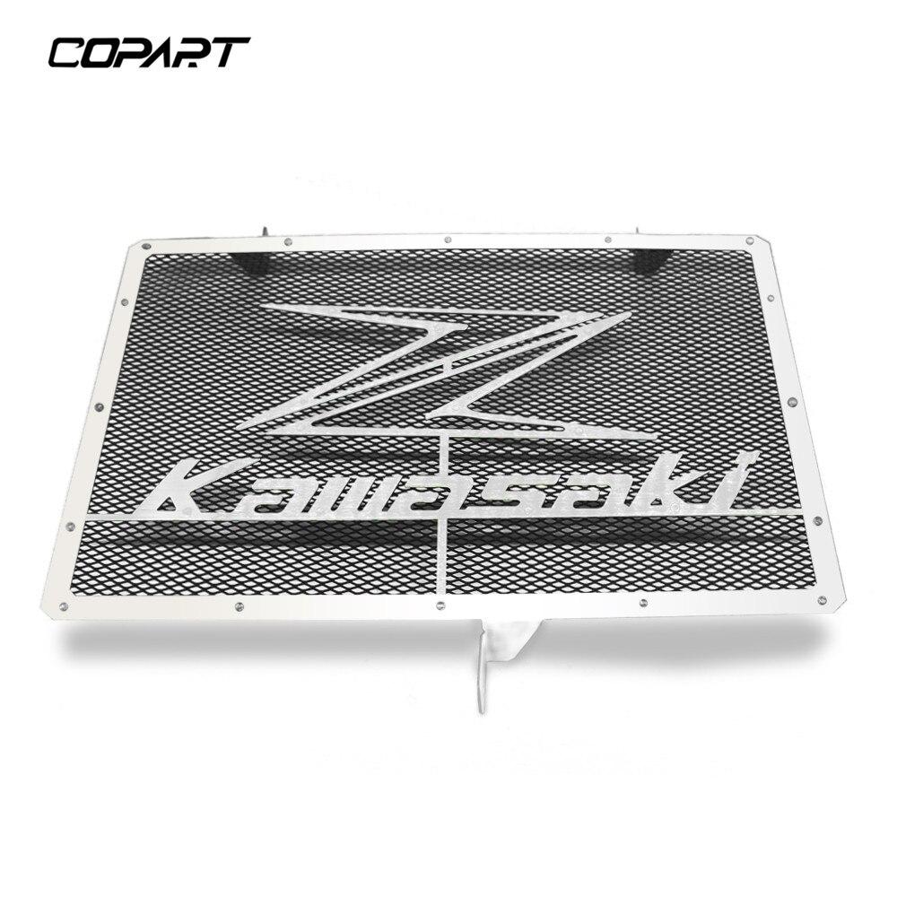 Для Кавасаки Z1000 Z750 Ninja1000 Z1000SX Z 750 Z800 ZR800 2013-2018 мотоциклетная решетка радиатора Защитная мото Защитная крышка