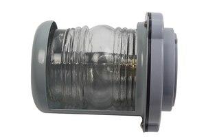 Image 2 - 12V Marine Boat Bulb Light 25W Navigation Sailing Signal Lamp Port Light Starboard Light Masthead Light