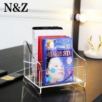 N&Z 18*16*16cm Clear Acrylic Jewelry Display Box Exhibitor Holder Jewelry Organizer Showcas C219 2