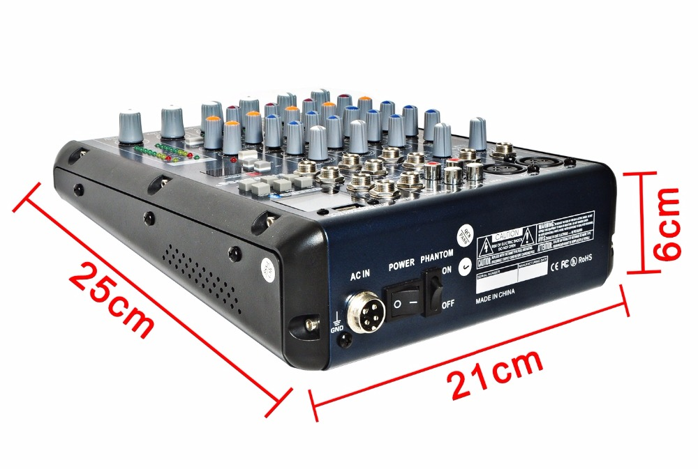 SMR6  04  Audio Mixer_