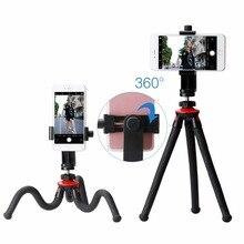 Buy online Ulanzi UFO Tripod Octopus For Phone Flexibe Stand Bluetooth Hoder Travel Tripod Mount Selfie Stick For Smartphone DSLR Cameras