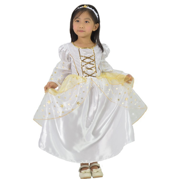Cute Little Girl Christmas Platinum Cinderella Skirt Princess Halloween Costumes Fancy dress Birthday gifts-in Girls Costumes from Novelty u0026 Special Use on ...  sc 1 st  AliExpress.com & Cute Little Girl Christmas Platinum Cinderella Skirt Princess ...