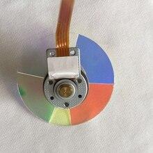 100% nueva rueda de color del proyector para vivitek d517