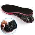 Ar 3 5 Cm Aumento Palmilhas de Memória Algodão Discrição Respirável Feminino Acessórios de Moda de Calçados Esportivos Mulheres Homens Sapato