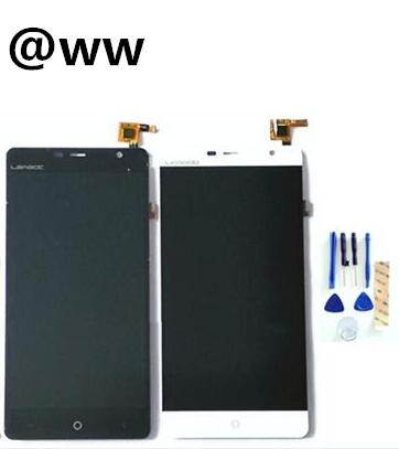 5.0-inch New and Tested OK LCD For Leagoo Elite 4 LCD Display With Touch Screen Digitizer Free Shipping IN Stock