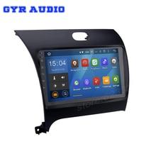 Para Kia Cerato Forte K3 2012-2015 Android 5.1 GPS Del Coche radio estéreo con Quad core 1024*600 WIFI Bluetooth Espejo Enlace SÁB