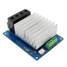 Новый 3D принтер Отопление Контроллер МКС mosfet модуль для очаг экструдер 30A EM88