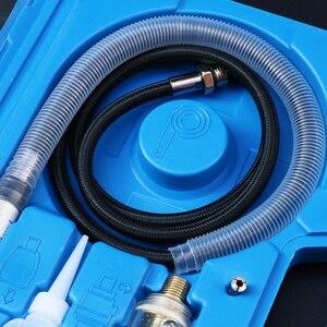 Image 4 - WENXING di Alta Velocità Micro Air Die Grinder Kit Mini Matita di Lucidatura Strumento di Incisione Rettifica Taglio Utensili Pneumatici Mayitr