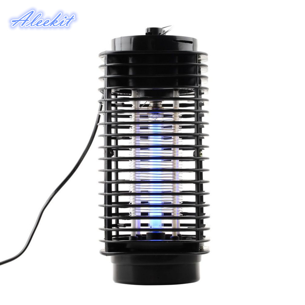 Electric Mosquito killer lamp Mosquito Repellent Bug Insect light Electronic Pest Control UV Light Trap Lamp EU US Plug 110/220V