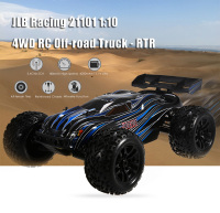 Clearance Jlb Balap 21101 1:10 4WD RC Brushless Truk Off-Road Rtr 80Km/Jam/3670 2500KV Brushless Motor /Wheelie Fungsi