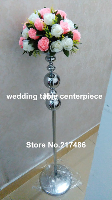 No Flower Crystal Bead Flowers Including Wedding Decoration
