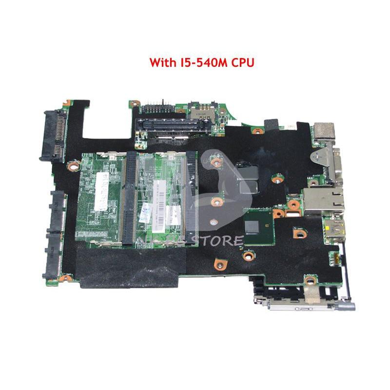 Pflichtbewusst Nokotion 63y2064 Main Board Für Lenovo Thinkpad X201 Laptop Motherboard I5-540m Cpu Ddr3 Qm57 Gma Hd Billigverkauf 50%
