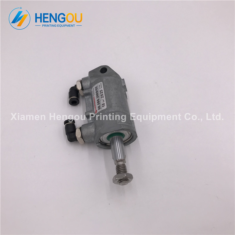 1 Piece Hengoucn machine SM52 SM74 SM102 air cylinder D25 H25 00.580.3909 high quality1 Piece Hengoucn machine SM52 SM74 SM102 air cylinder D25 H25 00.580.3909 high quality