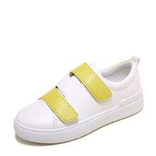 ใหม่ฤดูใบไม้ผลิหนังPUผู้หญิงรองเท้าลูกไม้ขึ้นผู้หญิงแฟชั่นรองเท้าแฟลตผู้หญิงรองเท้า