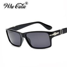 WHO CUTIE 2017 James Bond Style Sunglasses Men Polarized Driving Mission Impossible 4 Tom Cruise Male Sun Glasses Oculos WG-002
