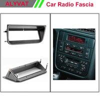 Free Shipping Auto Car DVD CD Radio Frame Facia for PEUGEOT 406 1995 2005 Stereo Fascia Panel Plate Surround Kit