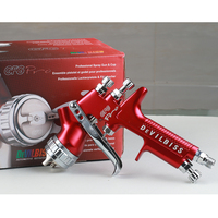 Paint Spray Gun Gravity GFG Pro HVLP G0013 Paint Gun For Painting Body Car Topcoat And