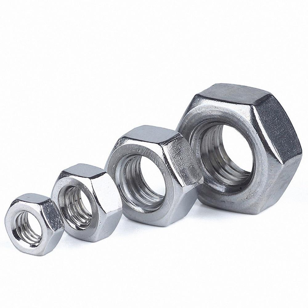 Metric Nut A4 Stainless Steel Marine Grade UK Stockist Nyloc Insert Nuts