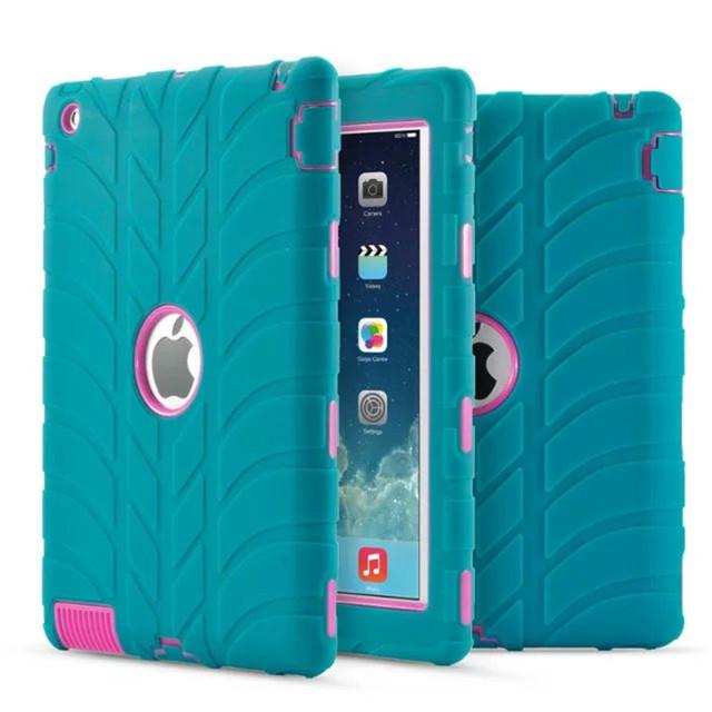 iPad 2 iPad 3 iPad 4 Kids Safe Shockproof Heavy Duty Silicone