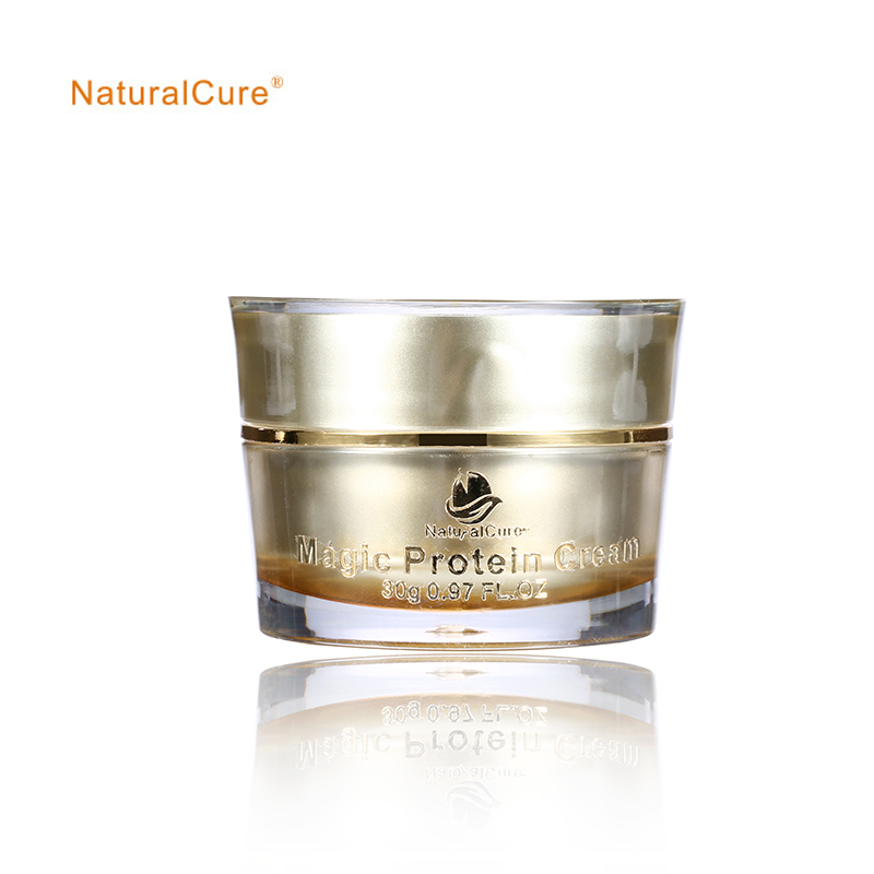 NaturalCure magic protein cream, improve your facial skin crowfoot cracks, moisturizing for all day.