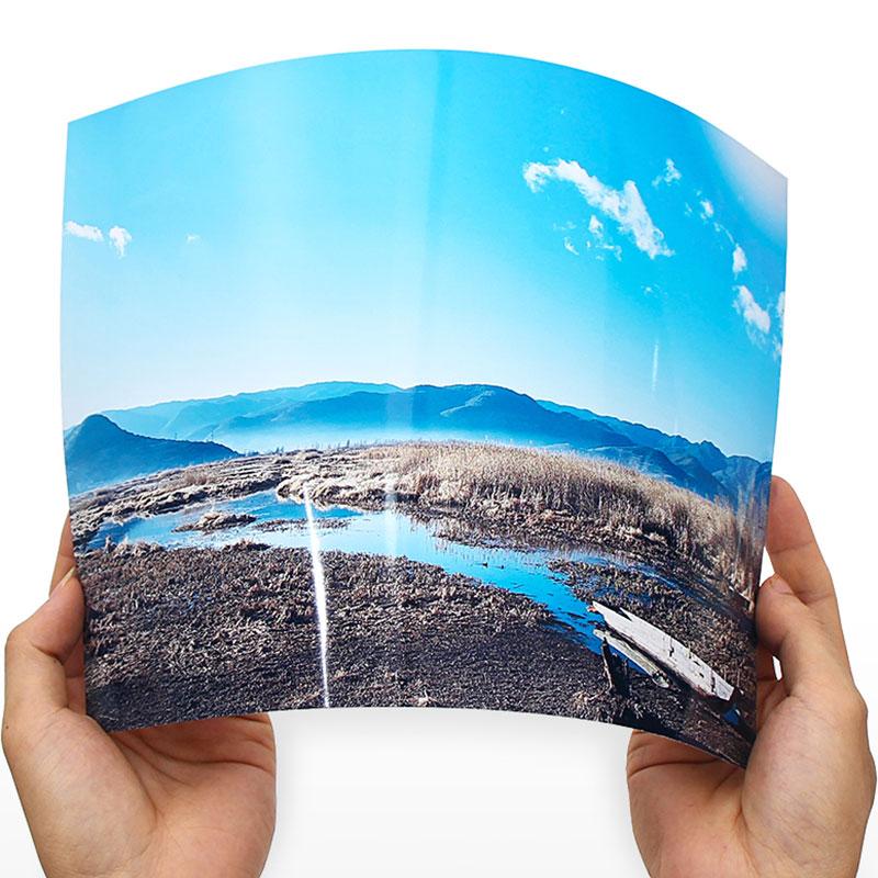 Kertas foto bercahaya 180g 200g 230g 260g 20 lembar A4 (210 * - Kertas - Foto 6