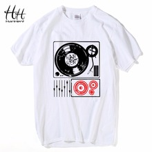 HanHent DJ Turntable men's t-shirt
